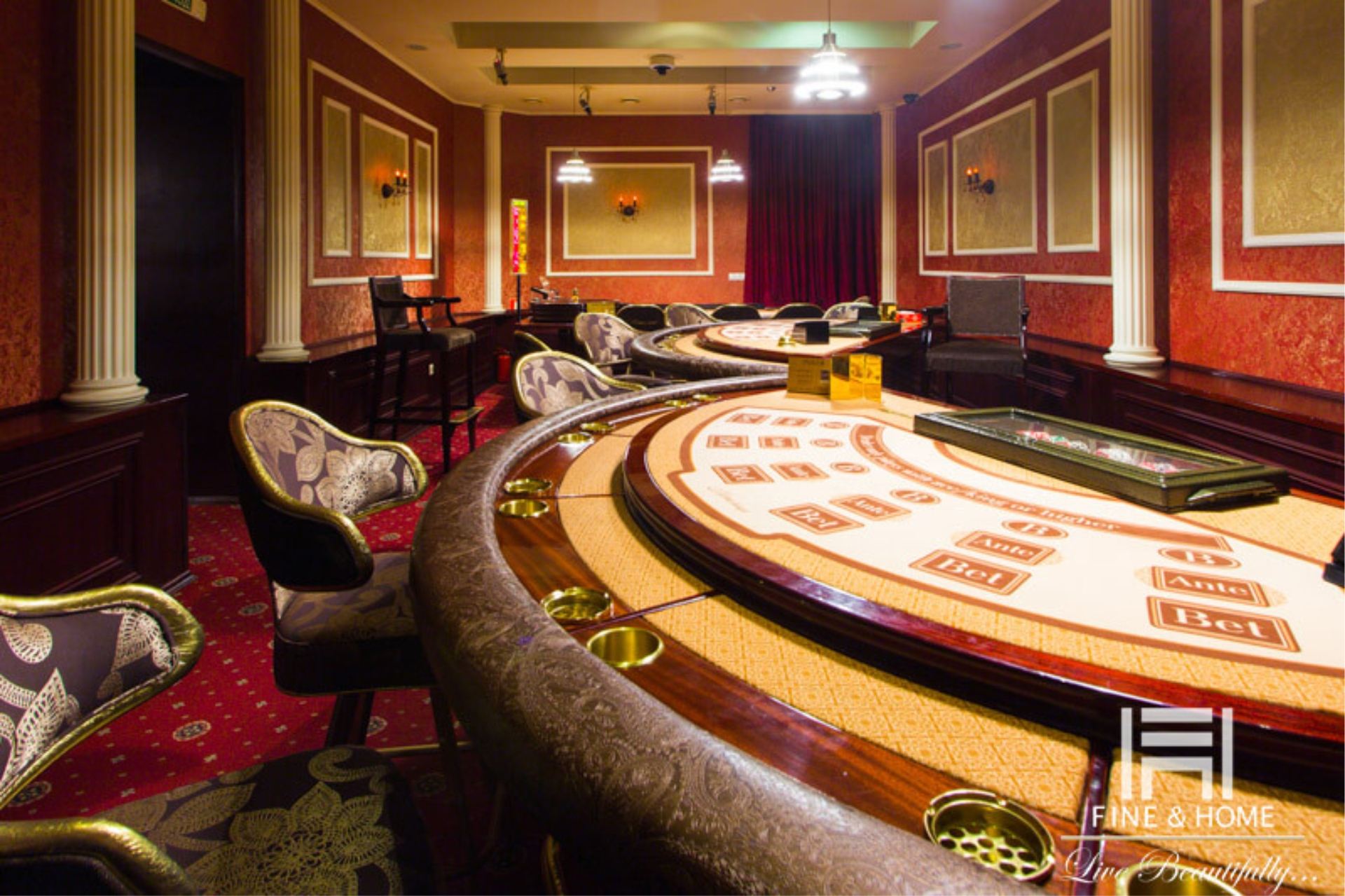Деятельность онлайн казино